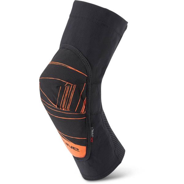 M//L DAKINE Berm Mountain Bike Sock Orange