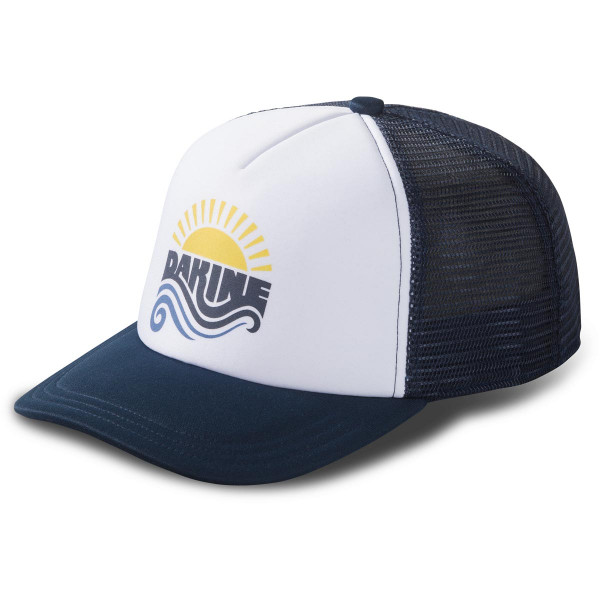 Dakine Sun Wave Trucker Cap India Ink