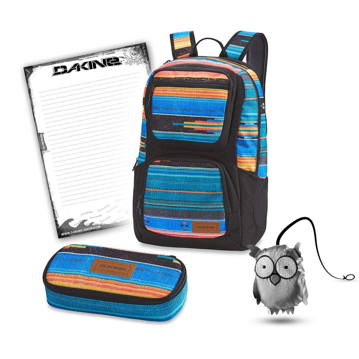 c7ffb8ba1 Dakine Jewel 26L + School Case XL + Emma + Notepad School Set Baja Sunset |  School Sets | School | DAKINE Shop.de: Dakine-Rucksack, Dakine-Taschen, ...