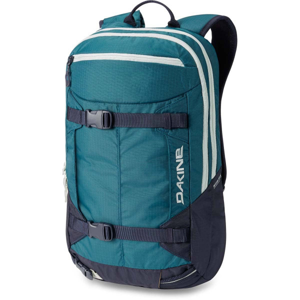 Dakine Womens Mission Pro 18L Ski- / Snowboard Backpack Deep Teal