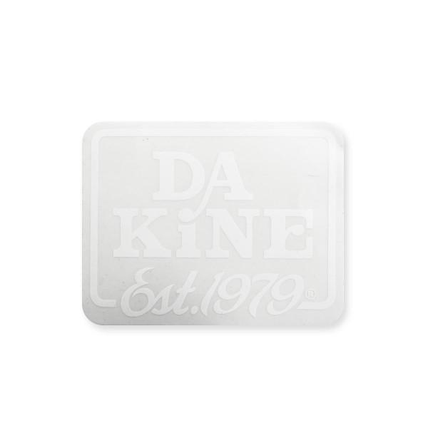 Dakine EST. 1979 Sticker White