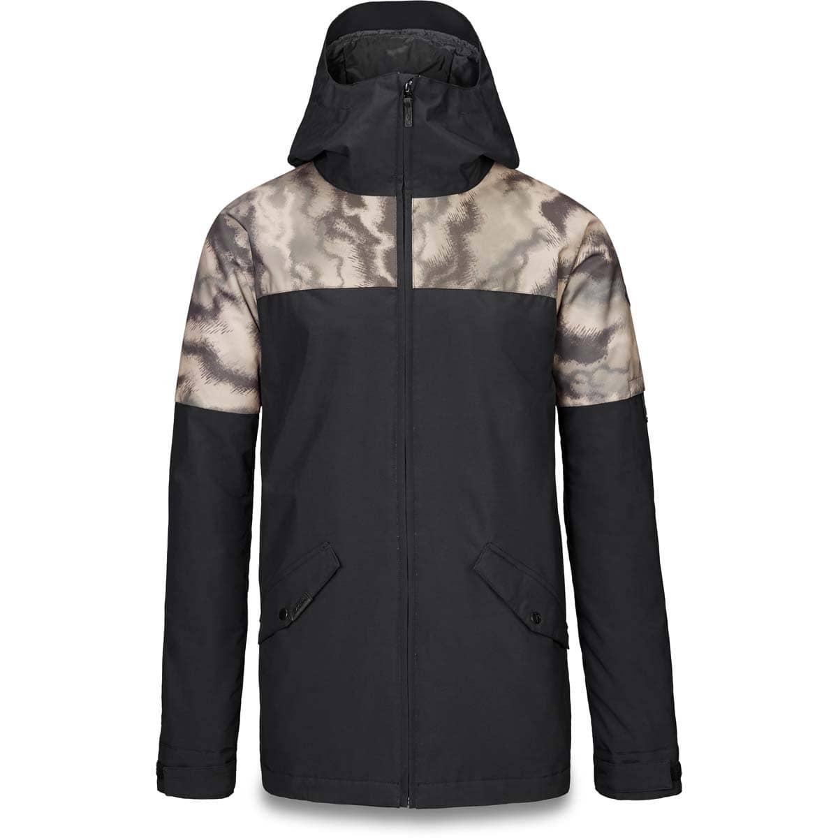 Dakine Denison Jacket Ski Snowboard Jacket Black Ashcroft Camo