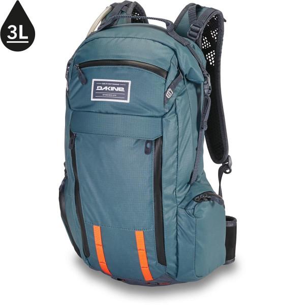 unverwechselbares Design unglaubliche Preise Super Qualität Dakine Seeker 15L Bike Backpack Slate Blue