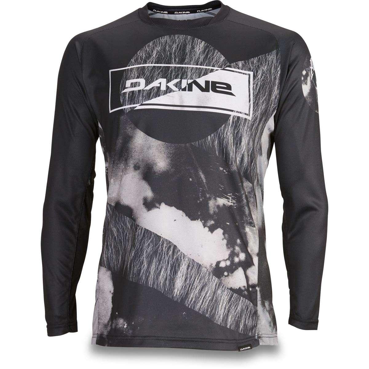 Dakine Thrillium L S Jersey Herren Bike Jersey Team Aggy Black ... 218b369c5