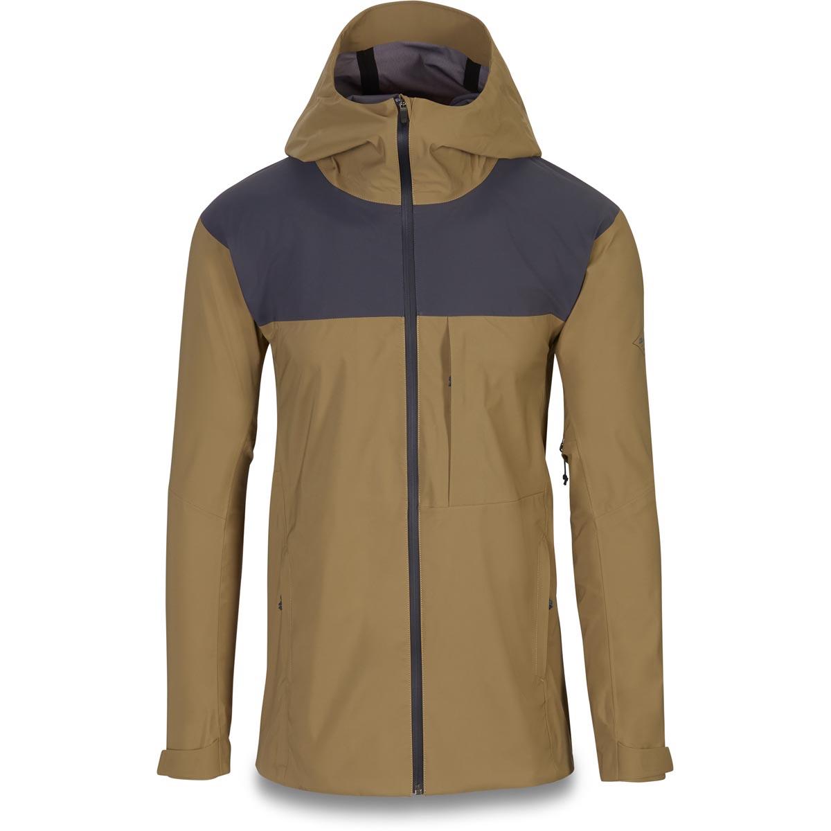 Dakine Arsenal 3L Jacket Herren Jacke Sandstorm   India Ink  45c9c1fcf
