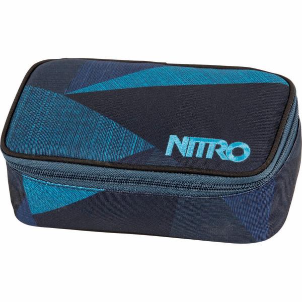 Nitro Pencil Case XL Fragments Blue