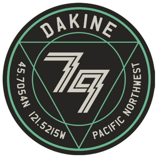 Dakine 79 Bolt Sticker Aufkleber Assorted