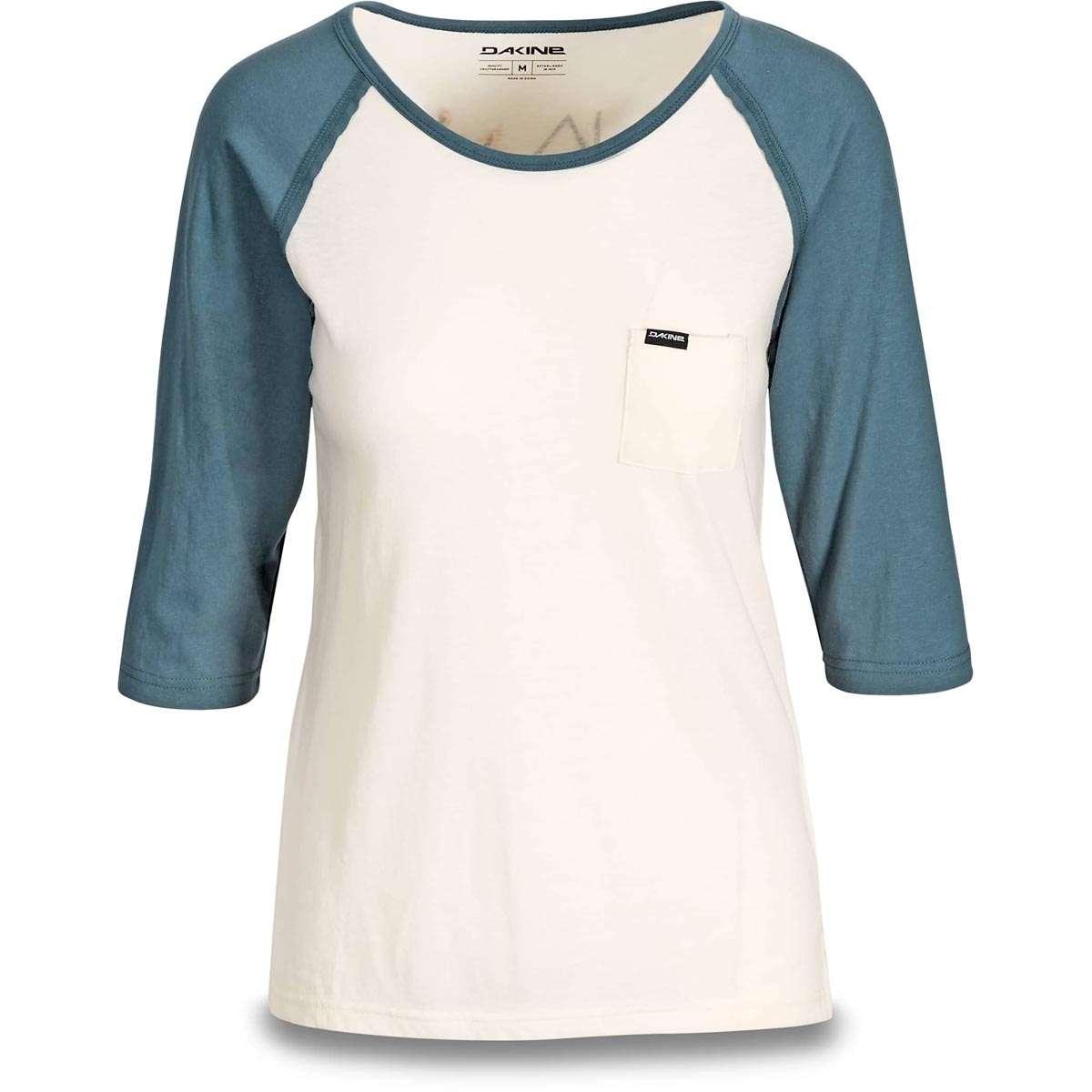 76ee7d5f524dbb Dakine Rikki 3/4 Baseball Tee Damen T-Shirt Stargazer | Dakine Shop