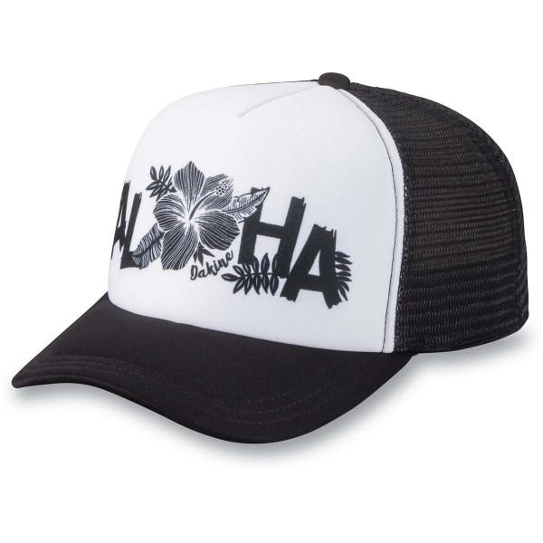 Dakine Aloha Trucker Cap Black