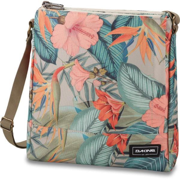 Jordy Crossbody kleine Handtasche Rattan Tropical