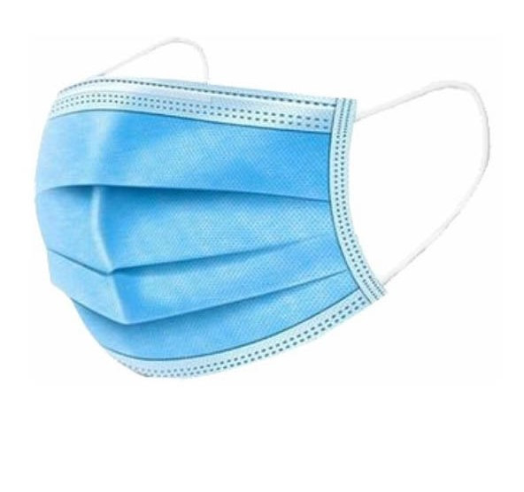 Biosis Healing Disposable Face Mask - 40 Pack