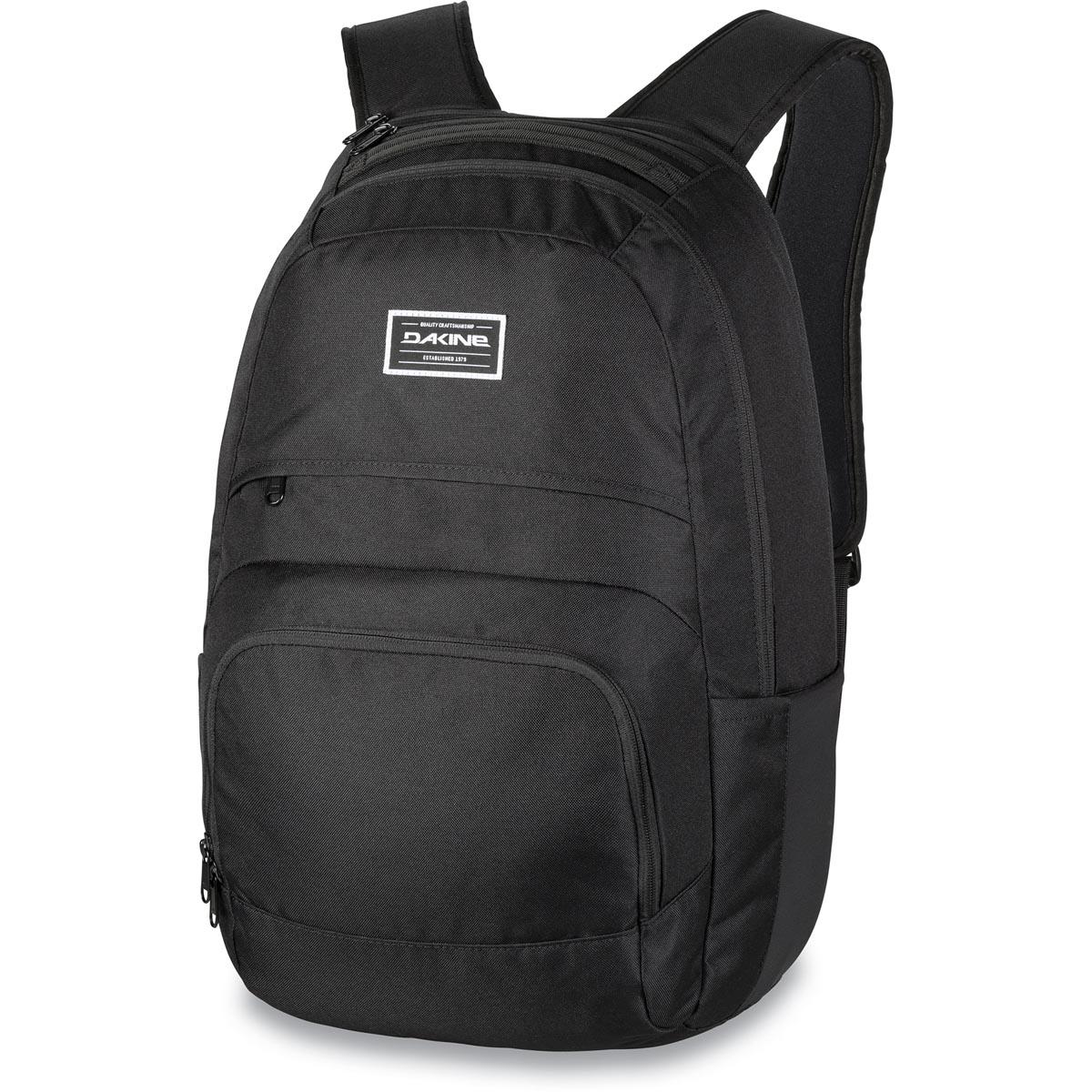 c1d04d0a6ec3f Dakine Campus DLX 33L Backpack Black