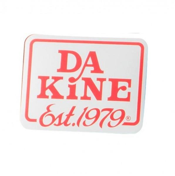Dakine EST. 1979 Sticker Red