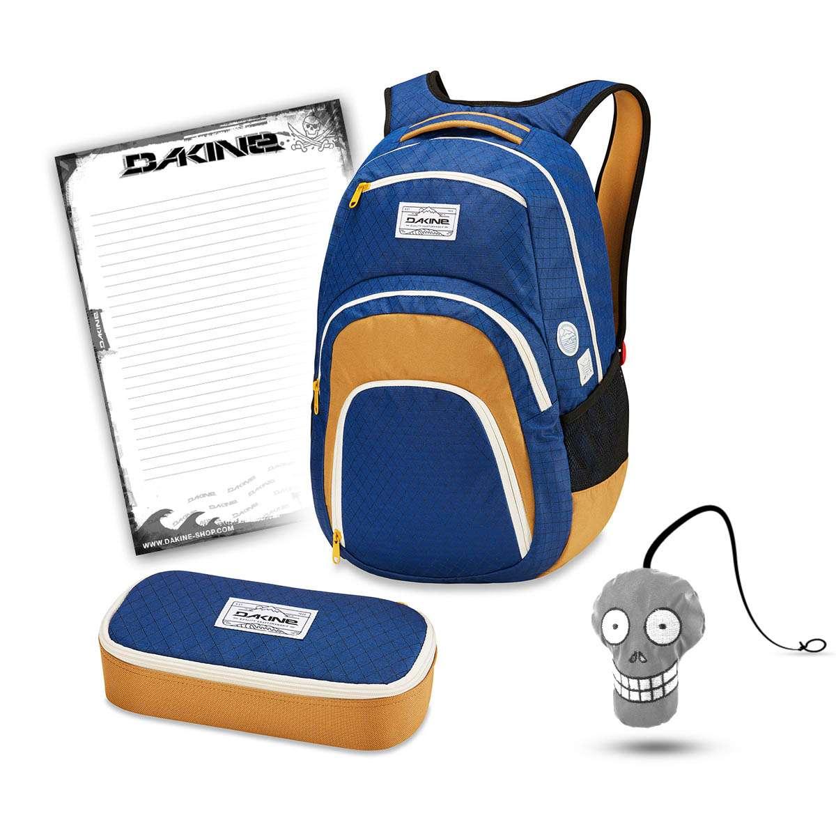 43d50df8fee Dakine Campus 33L + School Case XL + Harry + Block School Set Scout | Dakine  Shop