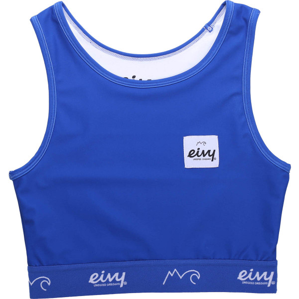 Eivy Cover Up Sports Bra Nautic Blue
