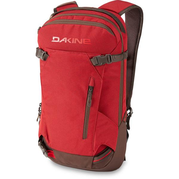 Dakine Heli Pack 12L Ski- / Snowboard Rucksack Deep Red