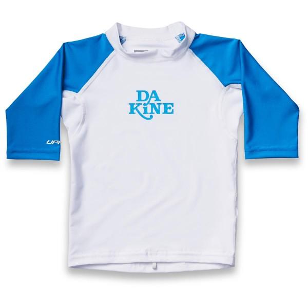 Dakine Toddler Boys Snug Fit L/S Lycra White