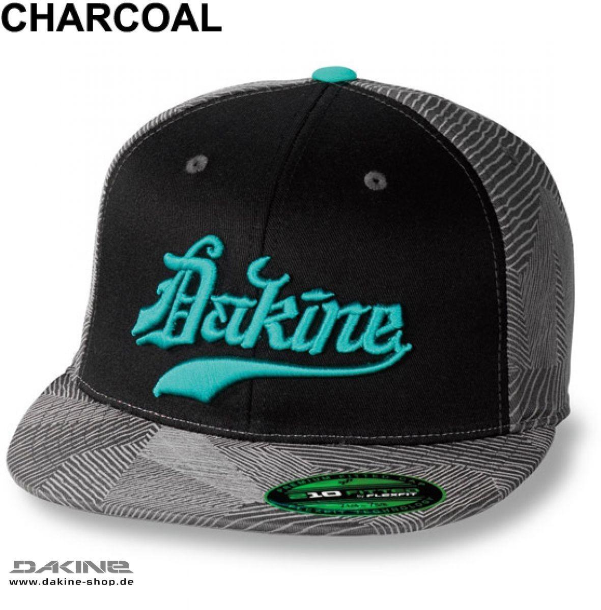 7d2171d1e Dakine Patches Cap Charcoal | Dakine Shop