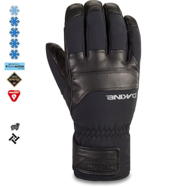 Dakine Excursion Short Glove Ski- / Snowboard Gloves Black