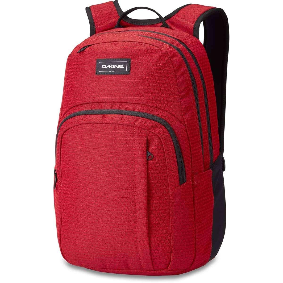 c3ff5a8c5 Dakine Campus M 25L Rucksack mit Laptopfach Crimson Red   Dakine Shop