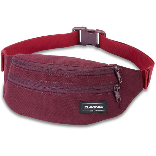 Dakine Classic Hip Pack Hip Bag Garnet Shadow