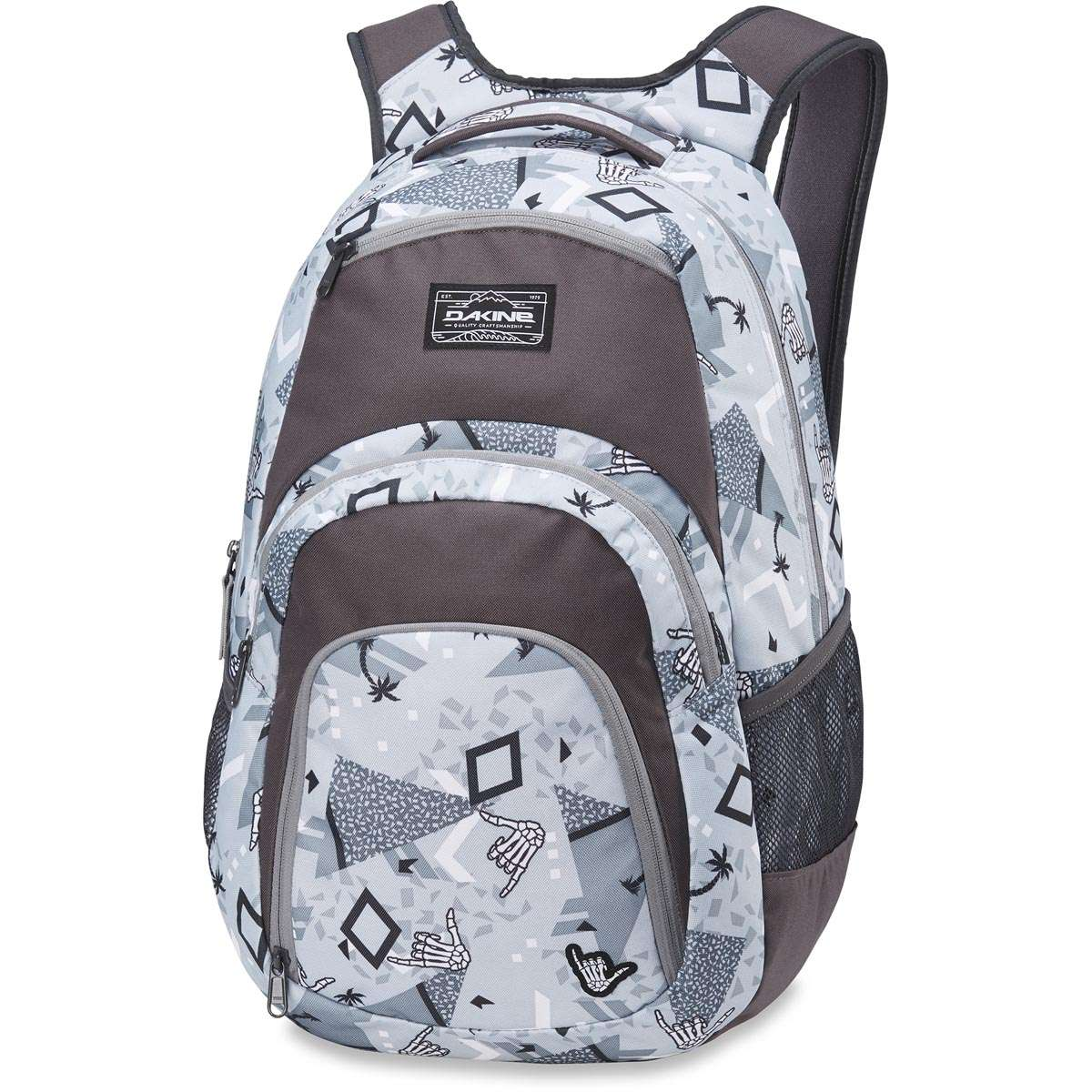 ba11297f00f91 Dakine Campus 33L Backpack Party Palm