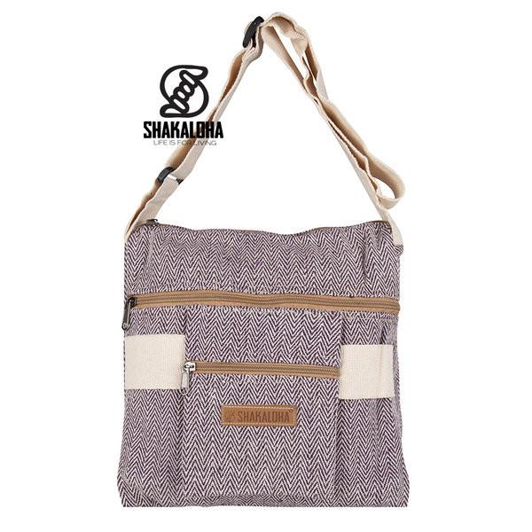 Shakaloha Folder Bag Maxi Purple