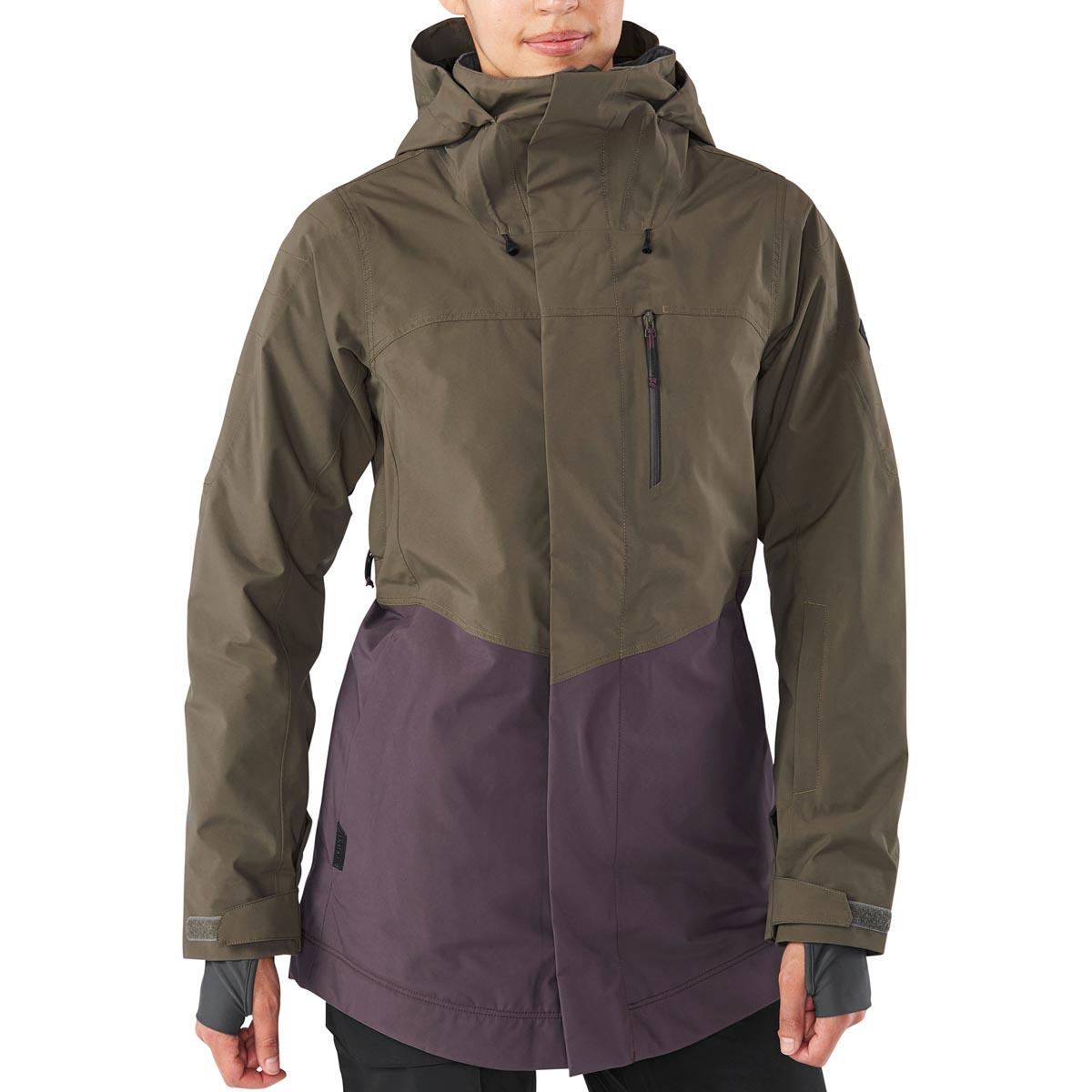 Dakine Silcox 2L Ins Jacket Ski Snowboard Jacket Tarmac Amethyst