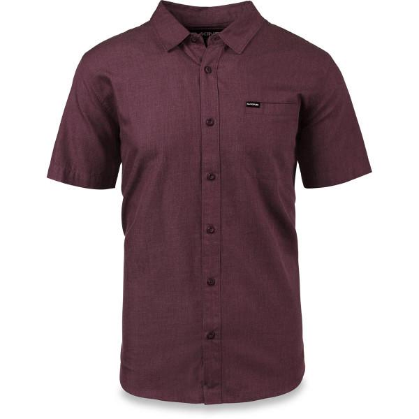 Dakine Kain S/S Woven Shirt Plum Shadow