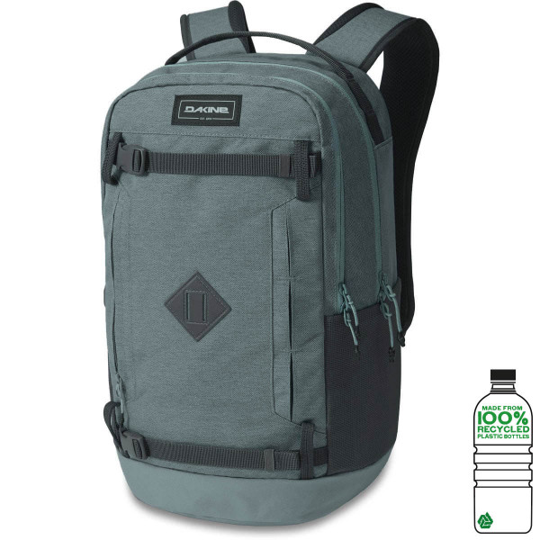Dakine URBN Mission Pack 23L Backpack Lead Blue