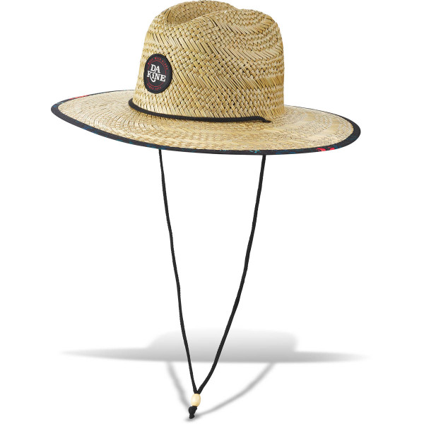Dakine Pindo Straw Hat Stroh Hut Twilight Floral
