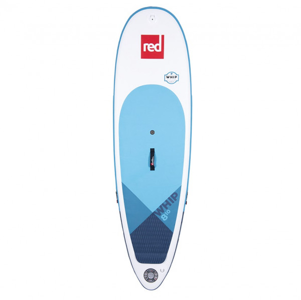 RED SUP Board WHIP 8'10'' x 29'' x 4'' MSL with HP Pump & RSS - SUP Board inflatable